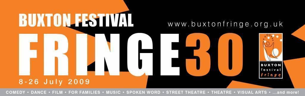  Buxton Fringe 30 logo