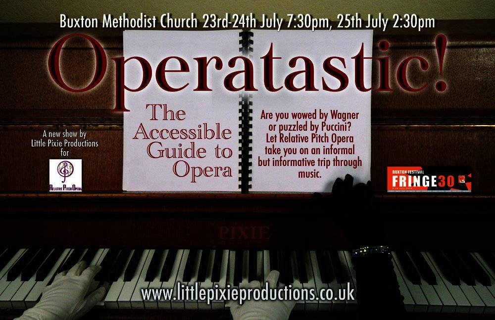 Operatastic! Flier