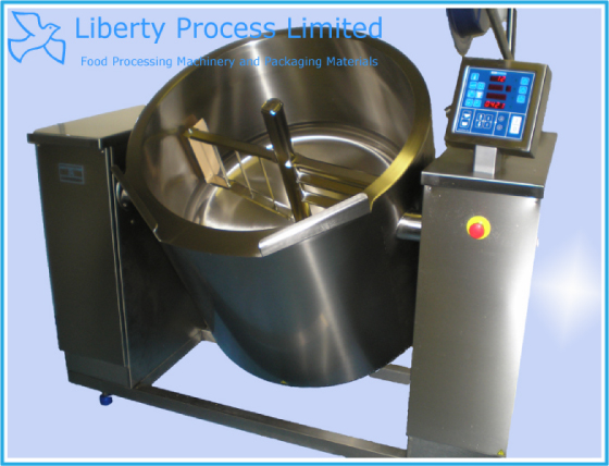 Cooking With A Kettle ~ Our range of equipment for speciality food producers