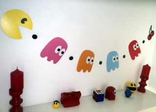 Pacman Decoration