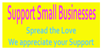 Support Small businesses logo