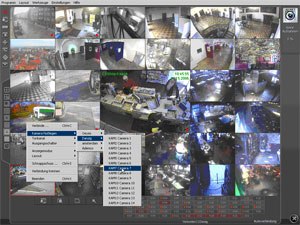 Remote Viewing CCTV