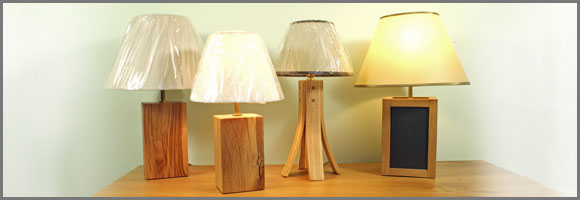 Why Wooden Table Lamps Make For A Perfect Choice?