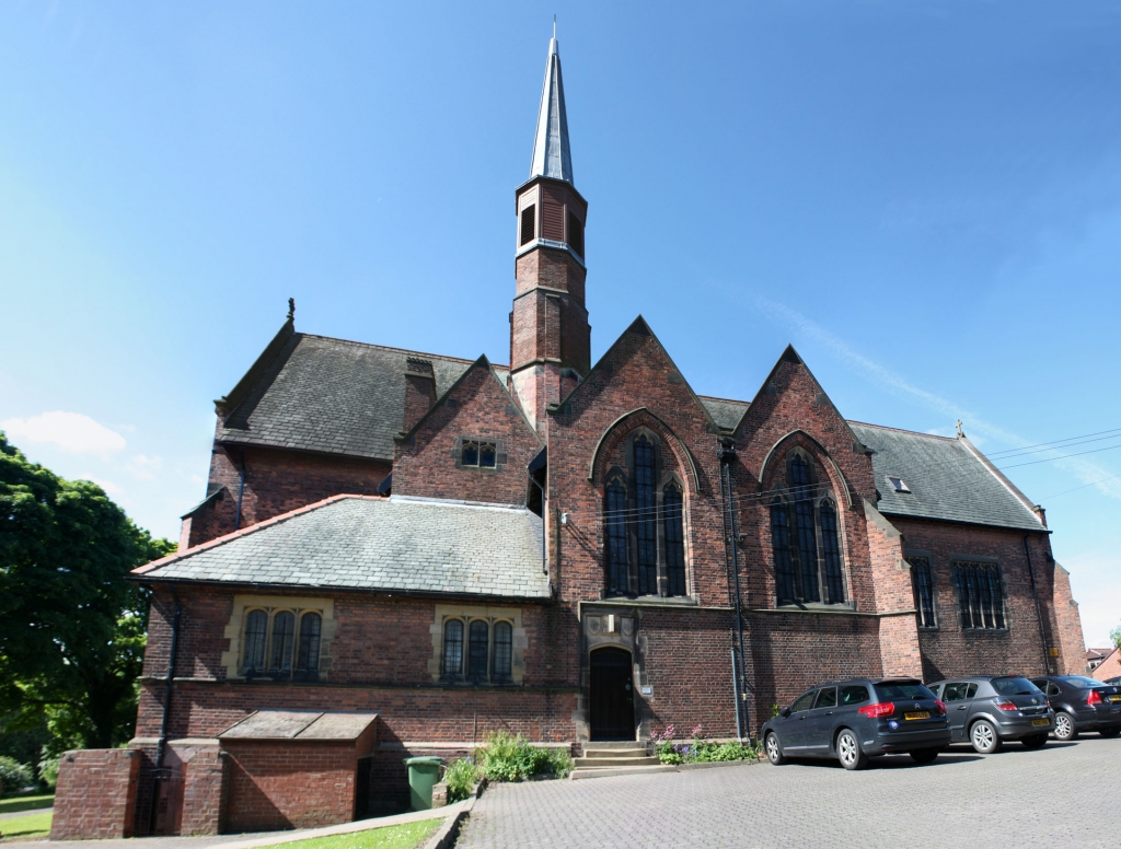 St George's church,
