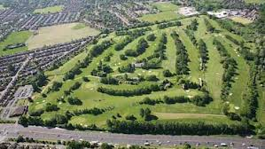 Swinton Park Golf Club Aerial View