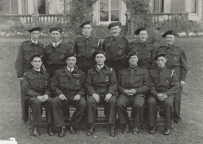 ARP Wardens St Neot World War II
