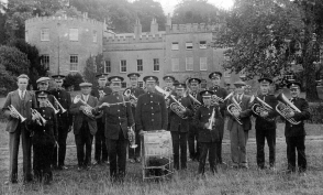 St Neot Band mid 1930's