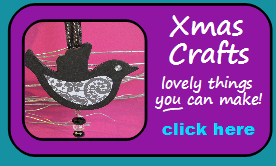 see the dates for Xmas Craft workshops