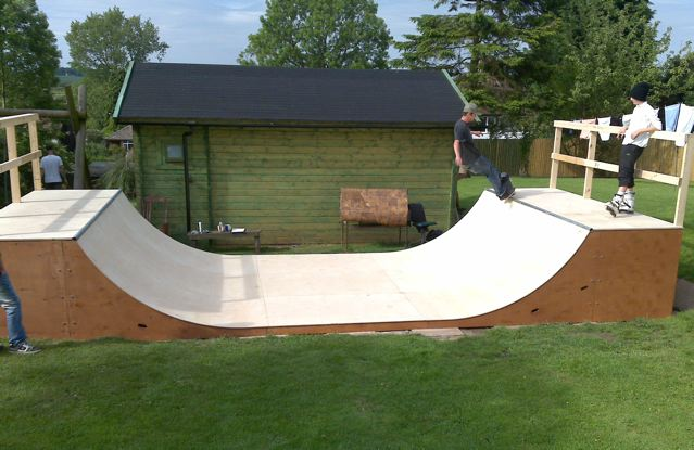 Backyard Skatepark Plans : backyard skate ramps  get domain pictures  getdomainvidscom