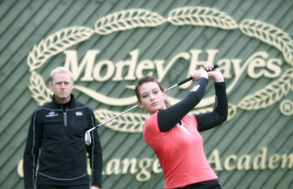 PERFORMANCE GOLF ACADEMY AT MORLEY HAYES