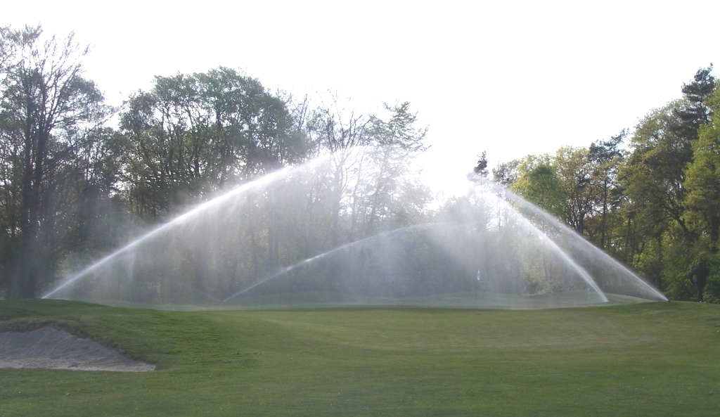 Golf Course Irrigation Design and Advice