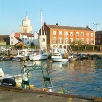 Old Portsmout Harbour