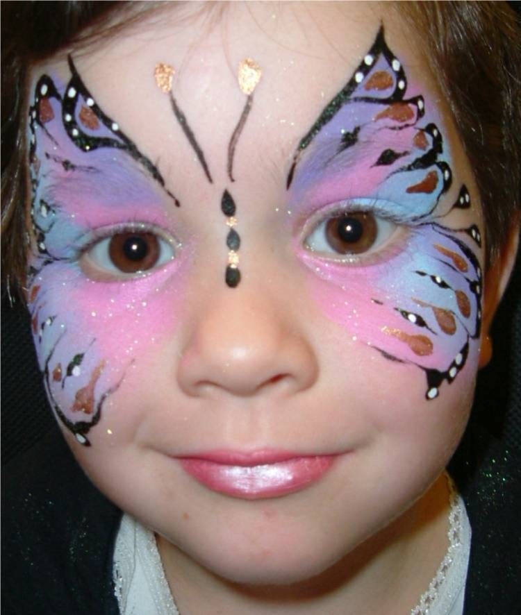 Little butterfly little butterfly for Face painting business