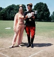 Anita Harris & Phil Silvers