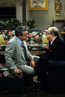 Tom Bosley and Phil Silvers