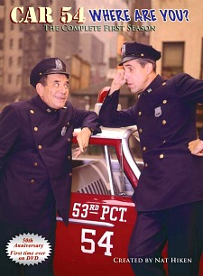 Car 54 DVD cover