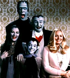 The Munsters' Revenege