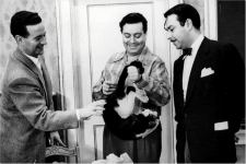 Arnie Rosen, Jackie Gleason & Coleman Jacoby