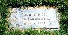 Joe's Headstone