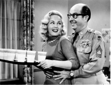 The rascally Ernie Bilko!