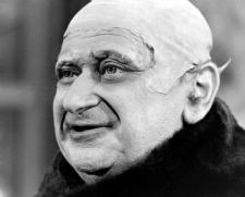 Maurice as Uncle Fester