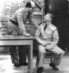 Sgt.Bilko & Pvt.Zimmerman