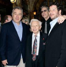 Robert De Niro with Mickey Freeman
