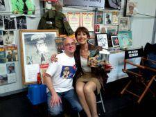 Anita Harris with Steve Everitt
