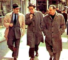 Sid Garfield, Phil Silvers & Nat Hiken
