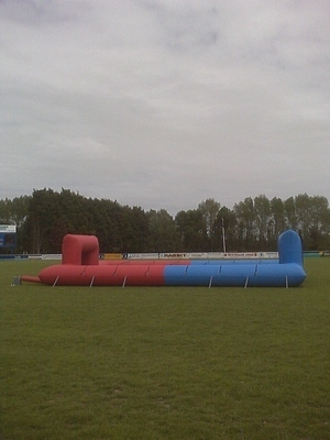 human table football 20ft x 40ft