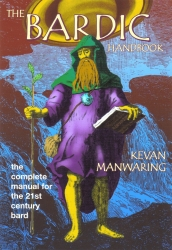 The Bardic Handbook by Kevan Manwaring