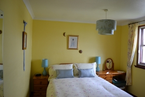 Edenside House Double room