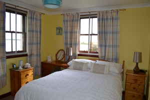 Double room with view, Edenside House