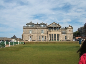 St Andrews Golf, Edenside House
