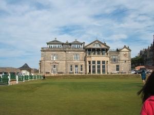 St Andrews Golf, Edenside House