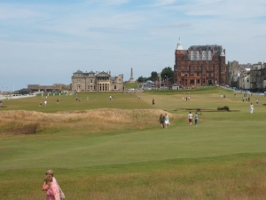 St Andrews Golf, Play and stay at Edenside House