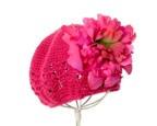 Geranium on a Hat