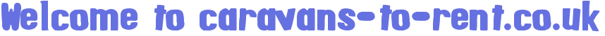caravans-to-rent.co.uk Logo