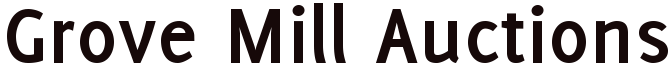 grovemillauctions.co.uk Logo