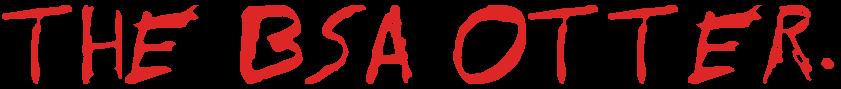 bsaotter.com Logo
