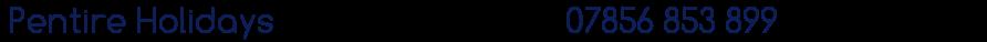 pentireholidays.com Logo