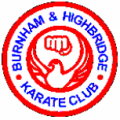 burnham-highbridgekarateclub.org.uk Logo