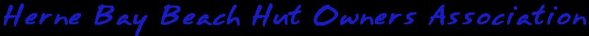 hernebaybeachhuts.com Logo