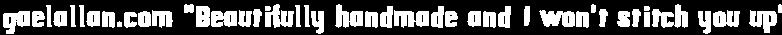 gaelallan.com Logo