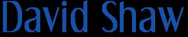 davidshawactor.com Logo