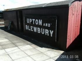 didcotnewburyandsouthamptonrailway.co.uk Logo