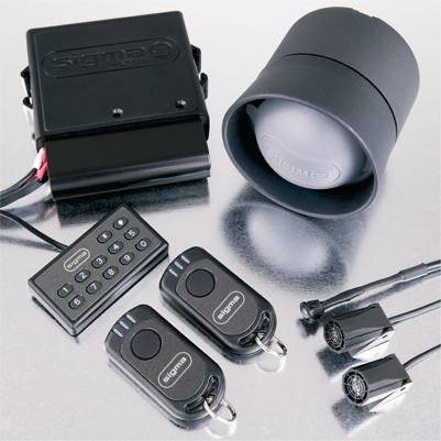 Sigma Car Alarms